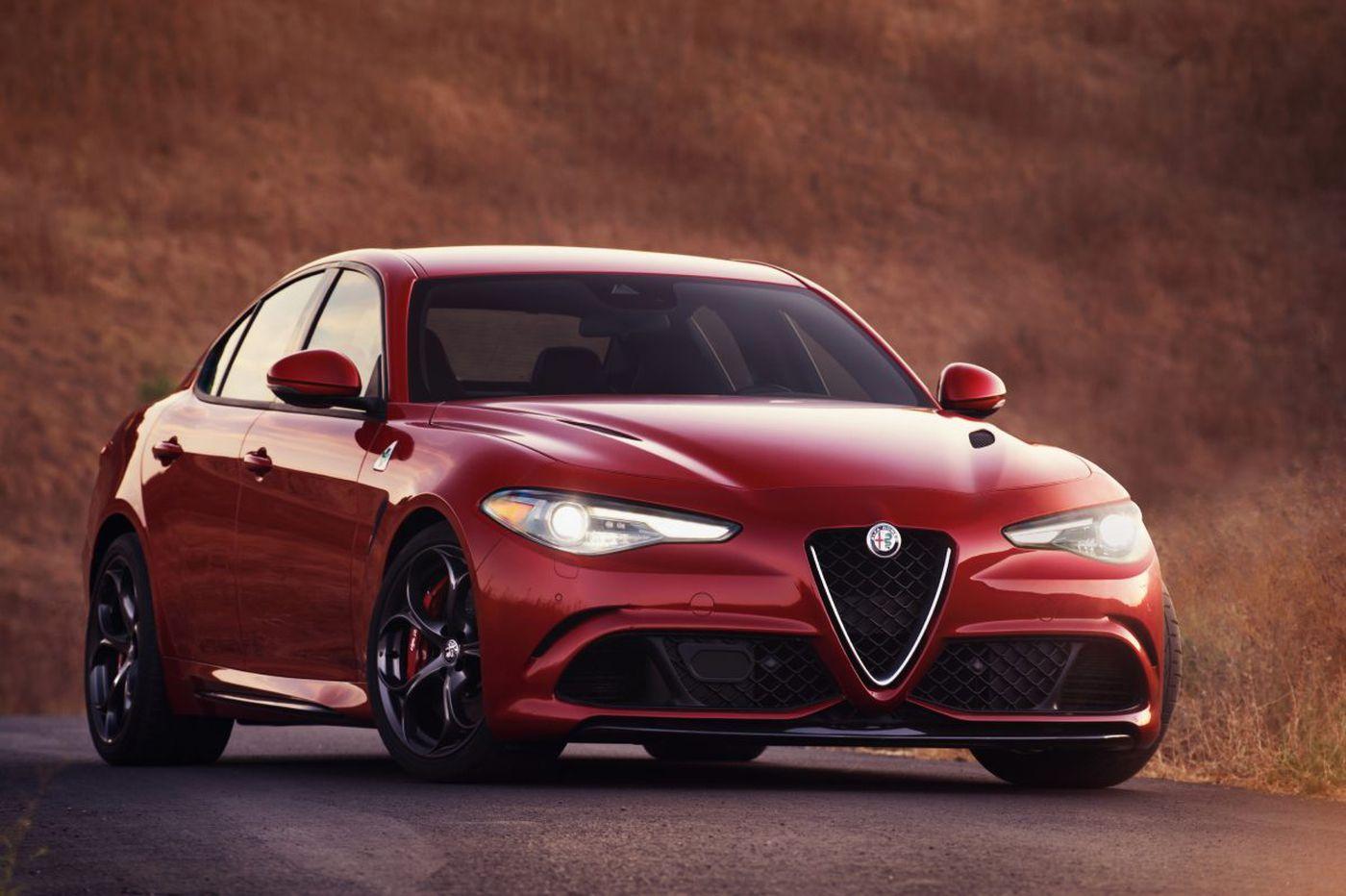 Alfa Romeo Giulia Quadrifoglio: A racer for four