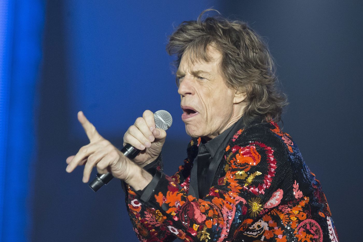 The Rolling Stones reschedule postponed Lincoln Financial Field show