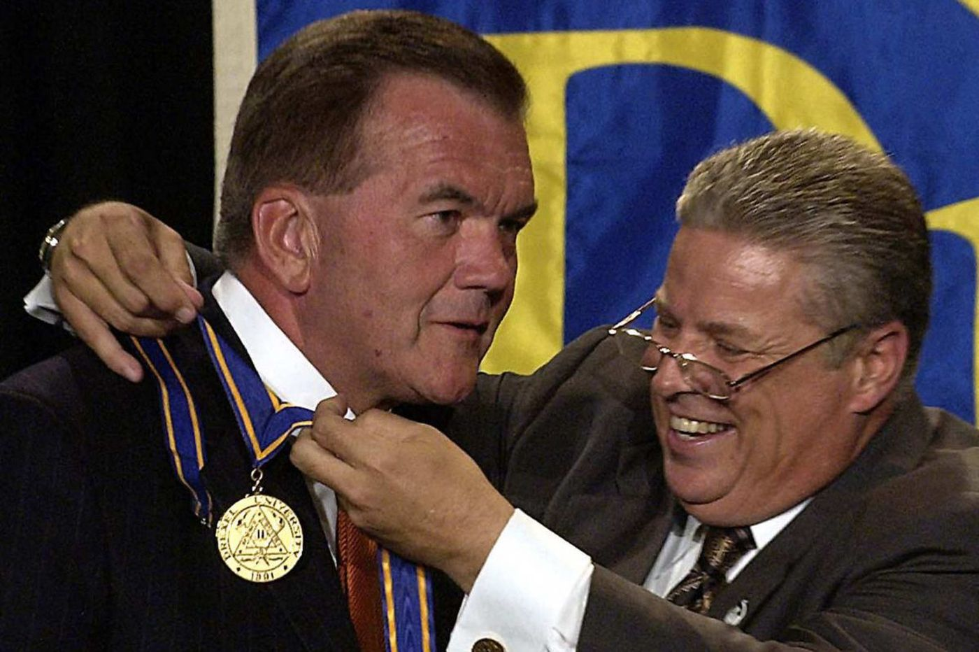 Former Pa. Gov. Tom Ridge recovering from heart attack, remains in critical condition