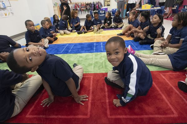 A look inside a new Philly charter school where kindergartners learn Hebrew