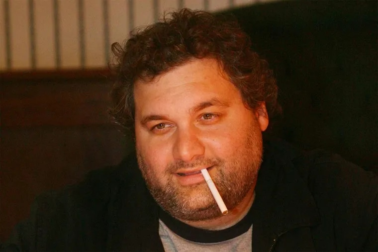 Artie Lange, seen here in Philadelphia in 2012. Lange was arrested in March on drug possession charges.