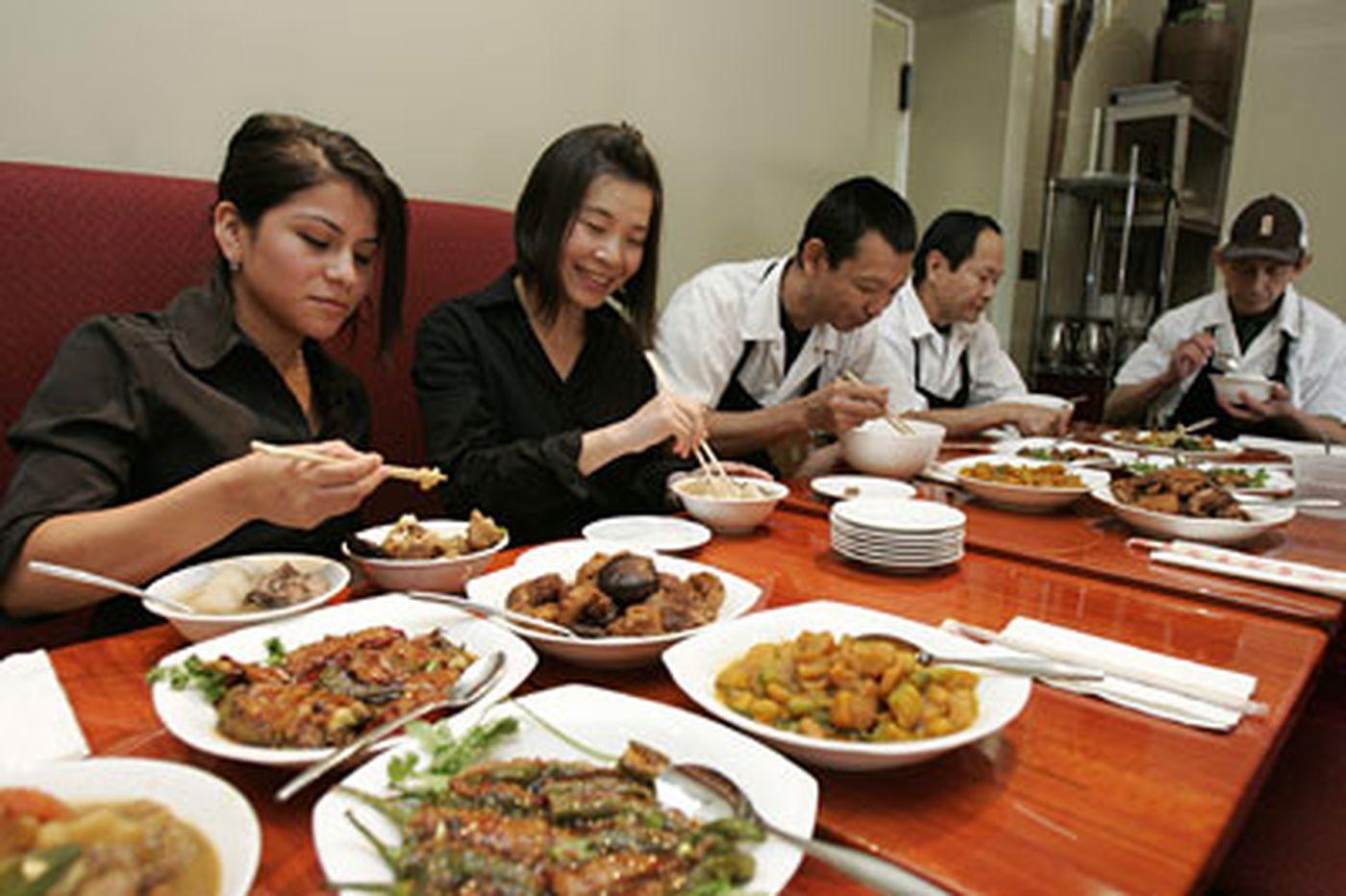 Restaurant Family Meals