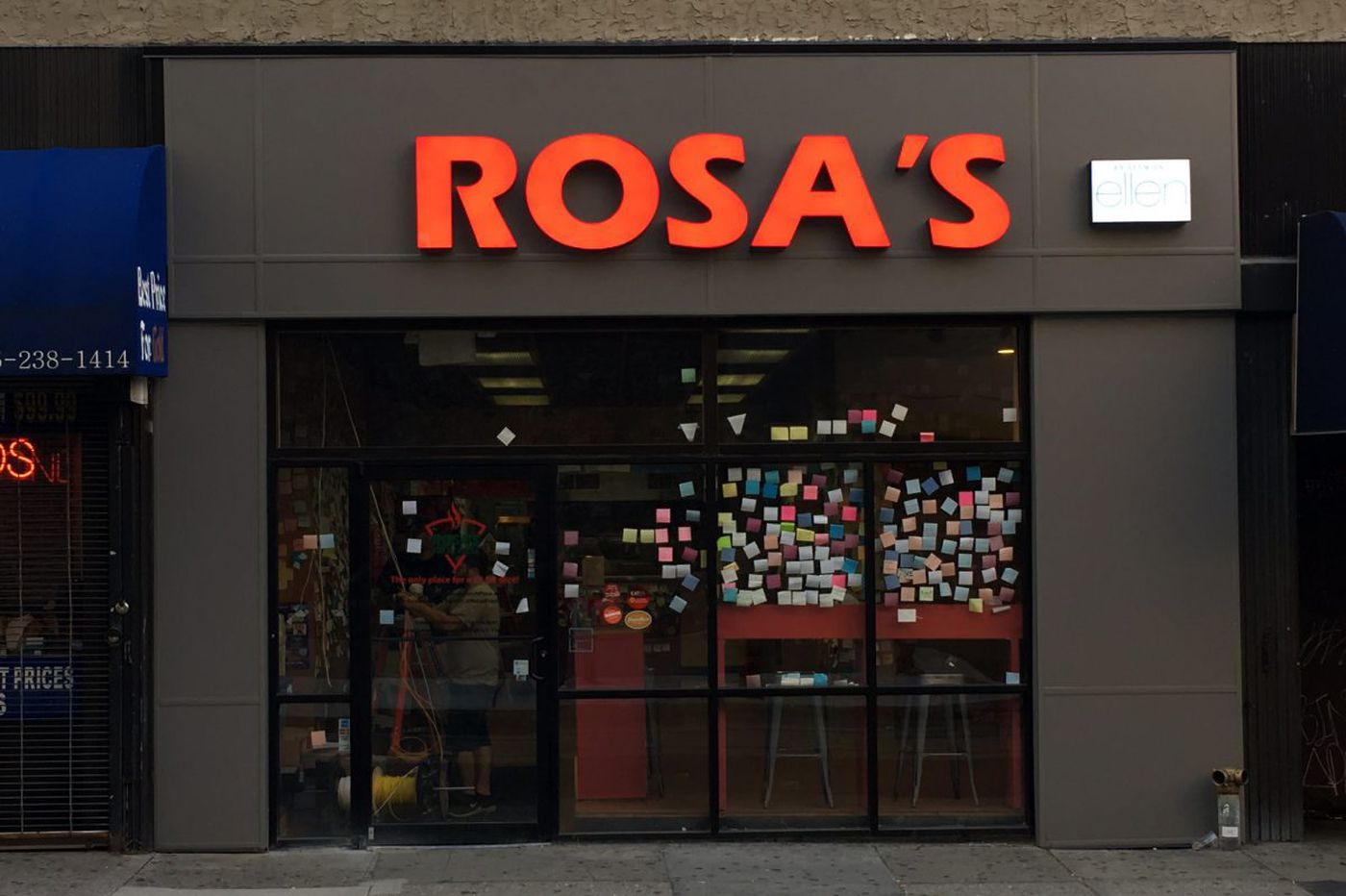 Rosa's, the pay-it-forward pizzeria, to raise slice prices