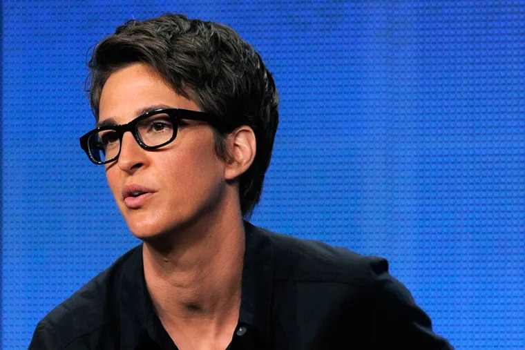 MSNBC host Rachel Maddow will return to her show Tuesday night after missing nearly 2 weeks due to a undisclosed illness.