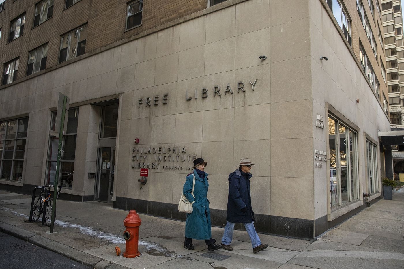 Free Library staff complain of workplace bias, harassment