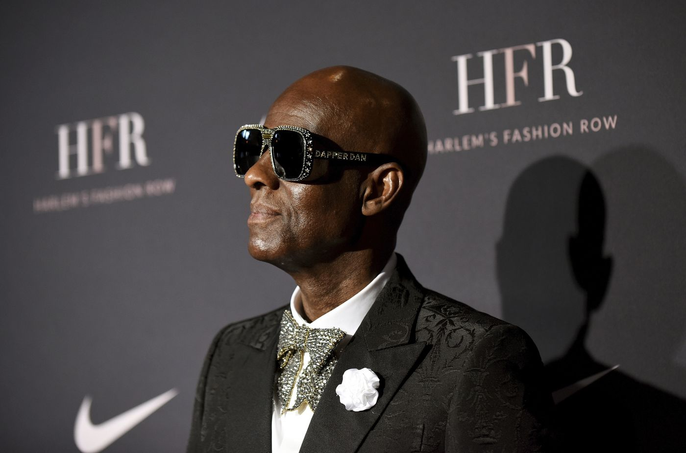 815d529abf6 Fashion icon Dapper Dan in September 2018. He and other celebrities are  calling for a