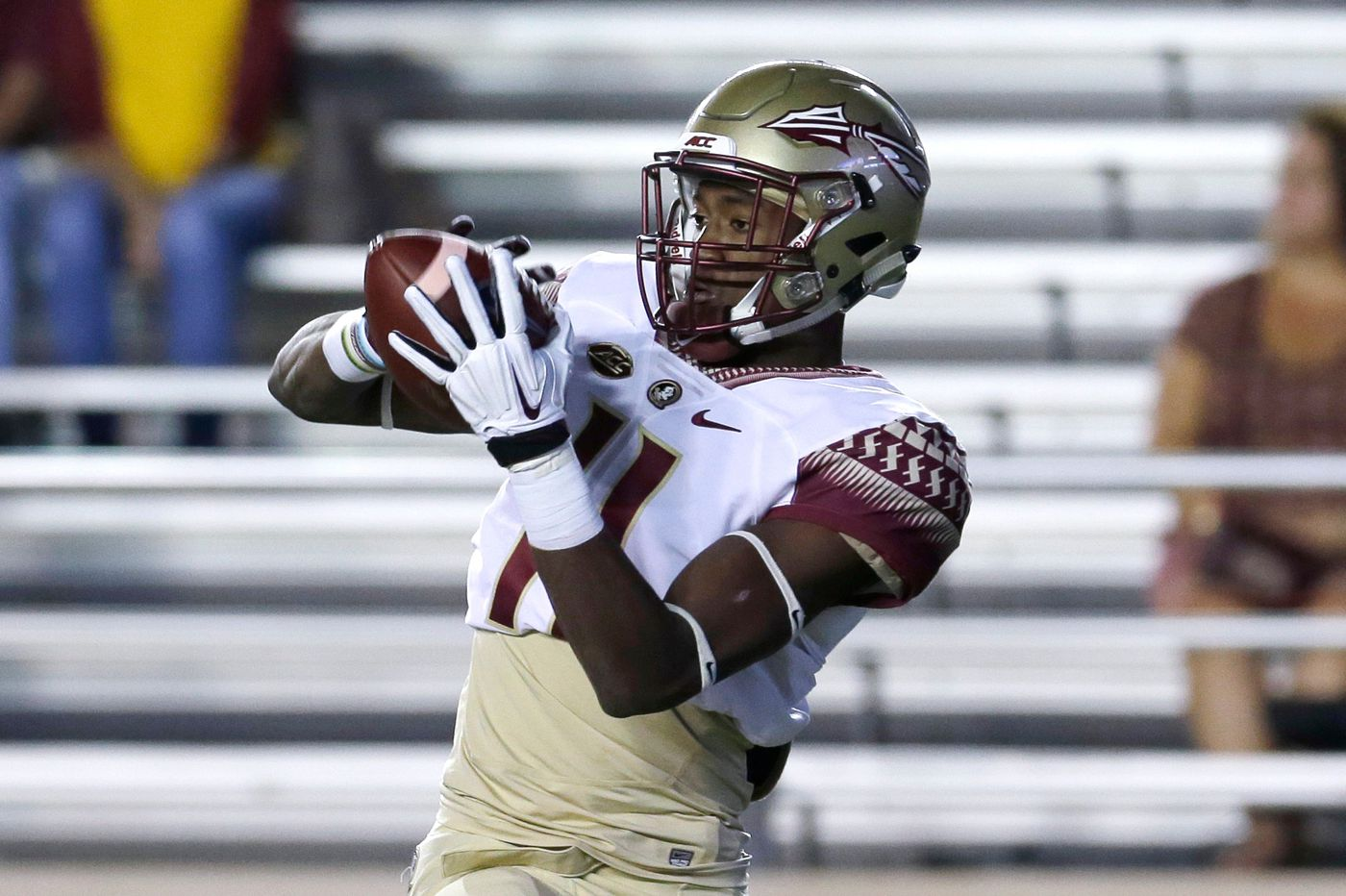 Florida State's George Campbell says he is transferring to Penn State