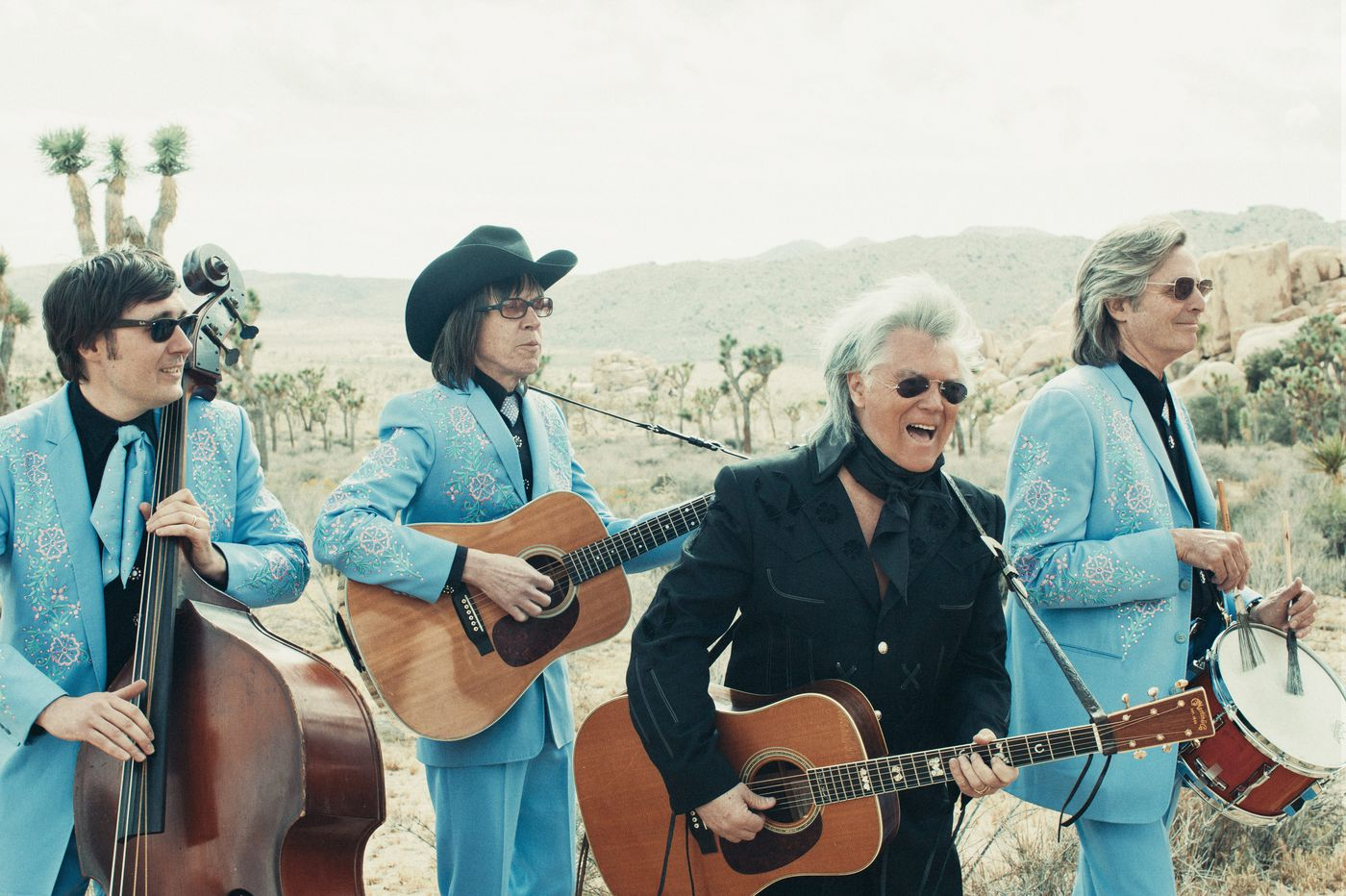 Country's Marty Stuart revisits 'The Pilgrim,' his first but not forgotten masterwork