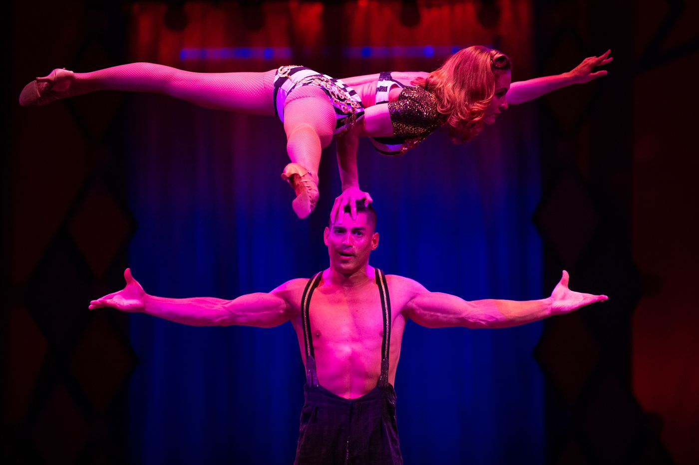 A high wire act: 3 years after declaring bankruptcy, Big Apple Circus seeks a new audience