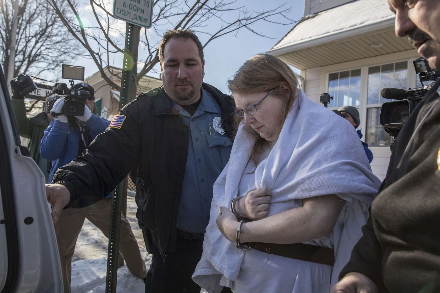 'There is no cure for people like you.' Mom gets life in prison for murder, dismemberment of Grace Packer
