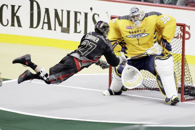 Wings can't fend off the Georgia Swarm and lose, 13-11