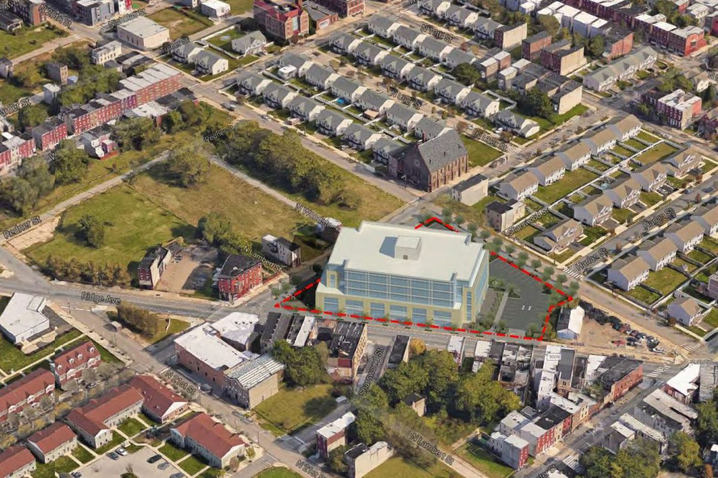 Philly puts aside $3.4M more for Sharswood properties