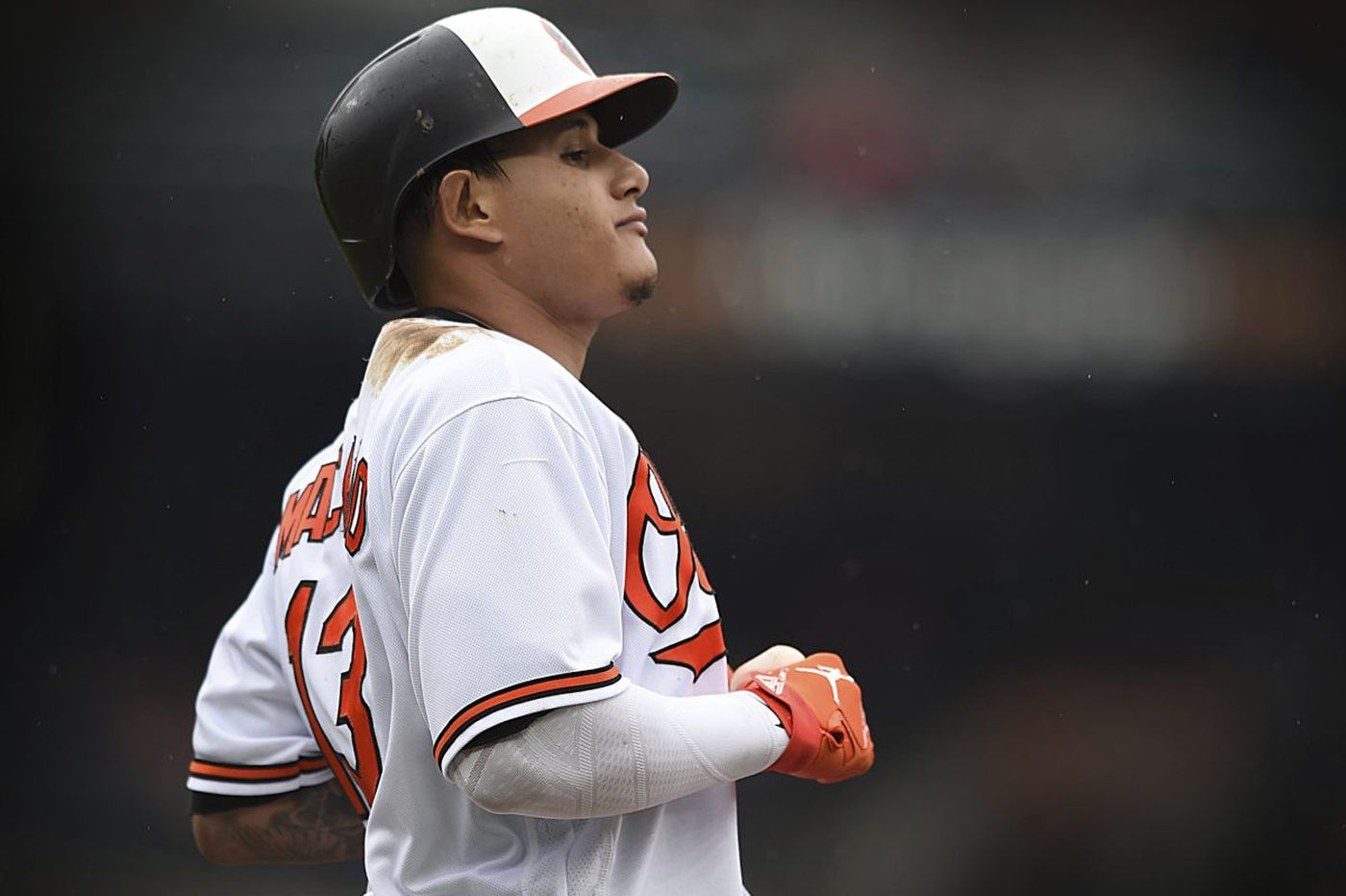 At what price, Manny Machado? Sorry, Phillies. It's infinity and beyond! | David Murphy
