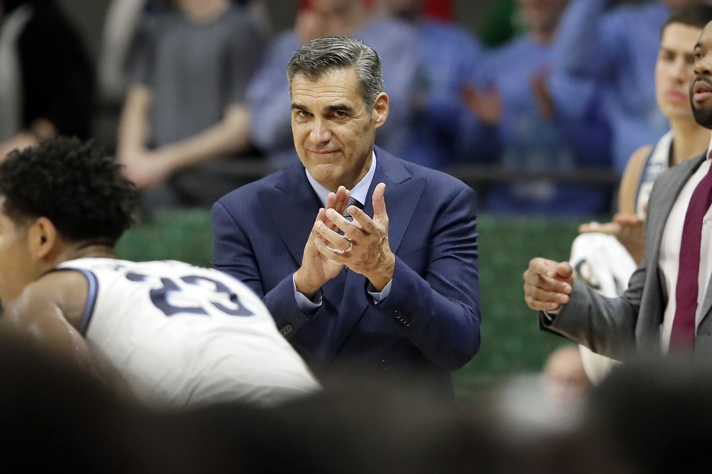For Jay Wright, another Big 5 game, another former assistant leading the other team