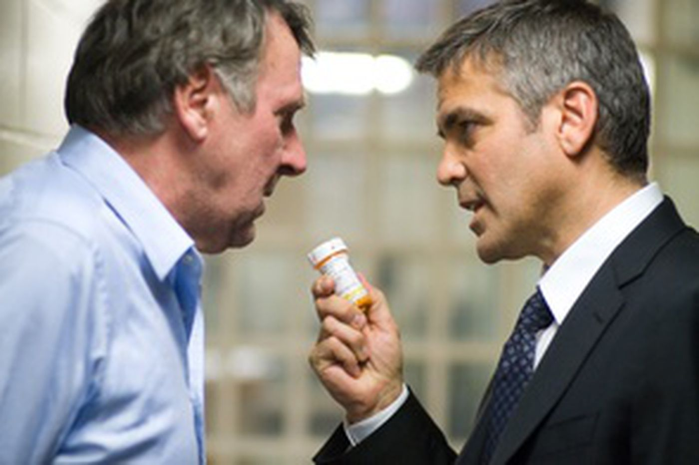 Michael Clayton ***1/2:Clooney as the bad guy