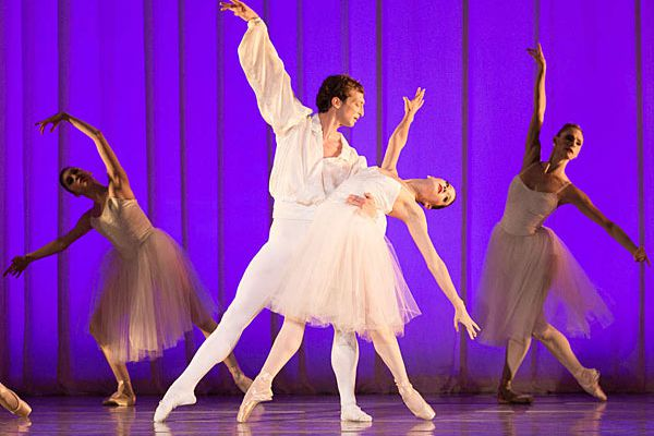 """Two new works for Penna. Ballet's """"Director's Choice"""""""
