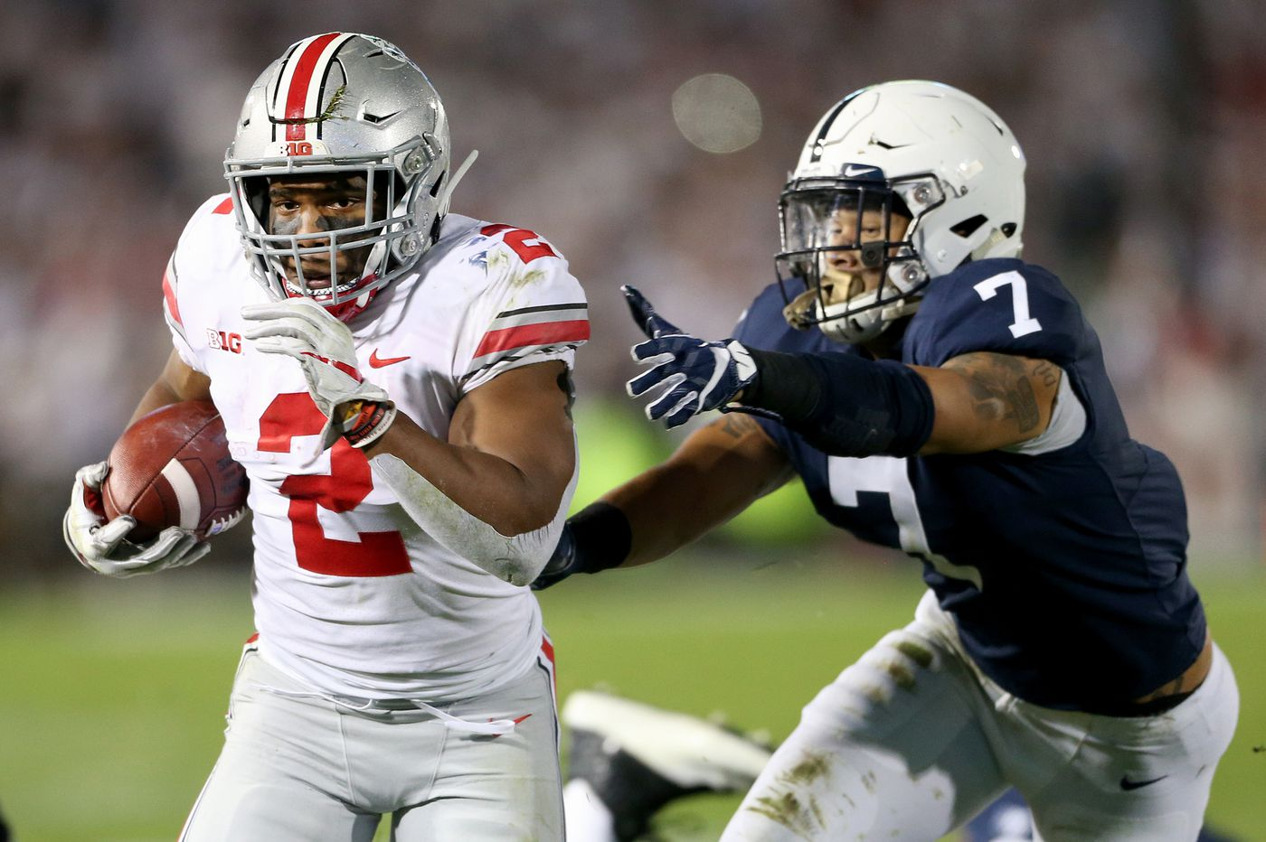 Penn State stunned by Ohio State's late surge in 27-26 Big Ten rivalry loss at Beaver Stadium