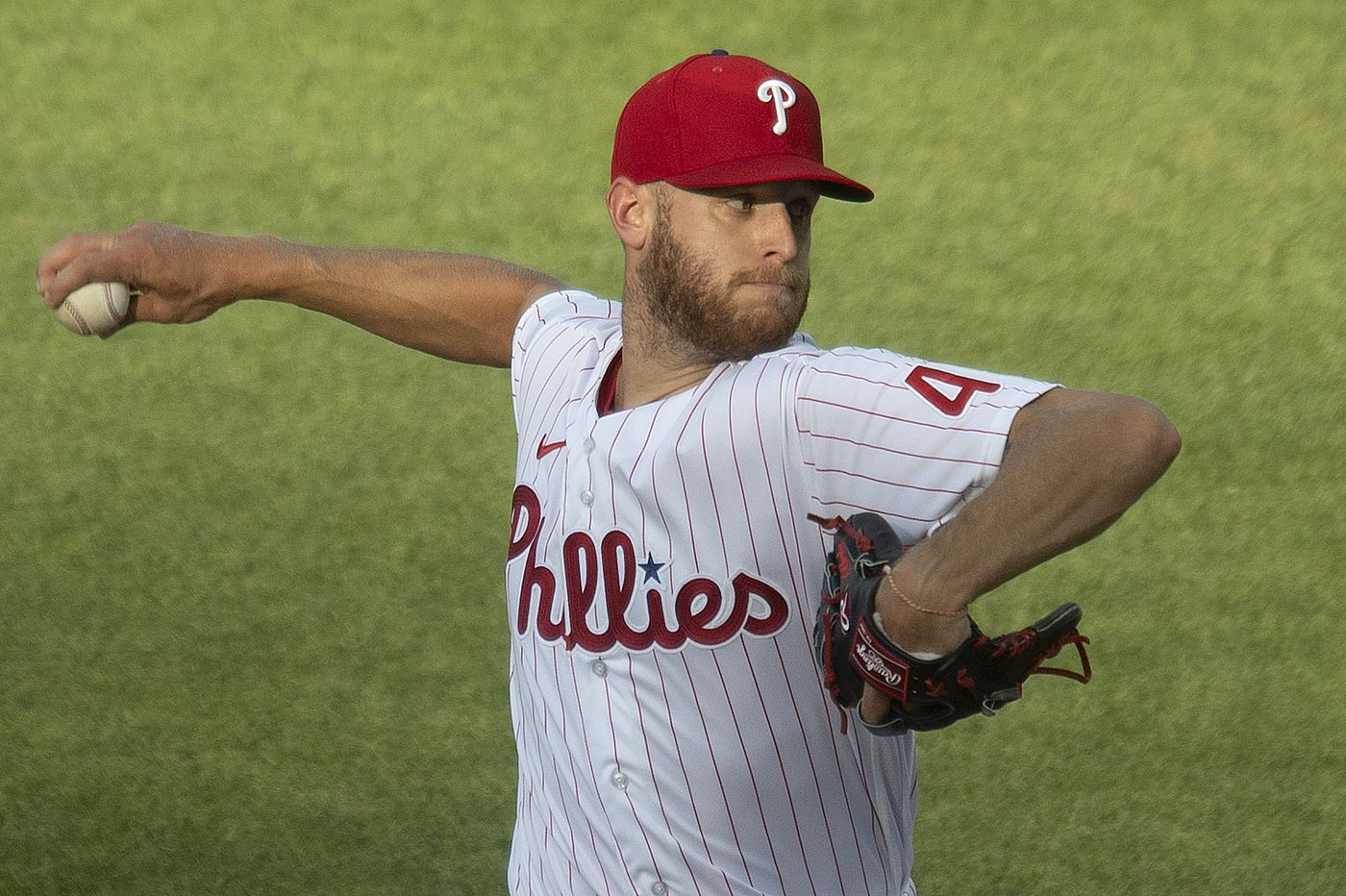 New father, $118-million man Zack Wheeler arrives to his Phillies debut with his mind at ease | Scott Lauber
