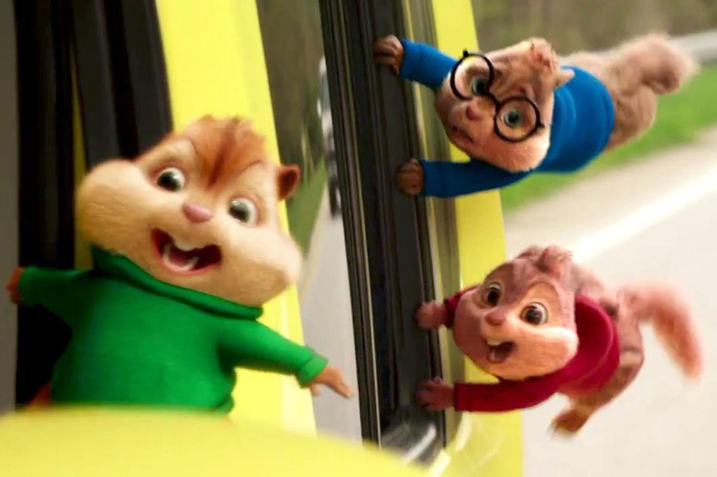 'Alvin and the Chipmunks: The Road Chip': Taking a Familiar route