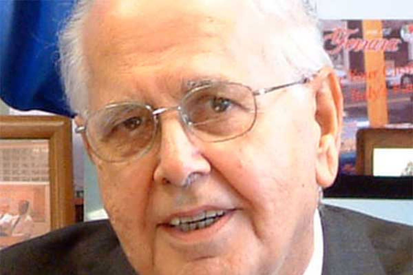 A. Ciccotelli, founder of Cento food firm