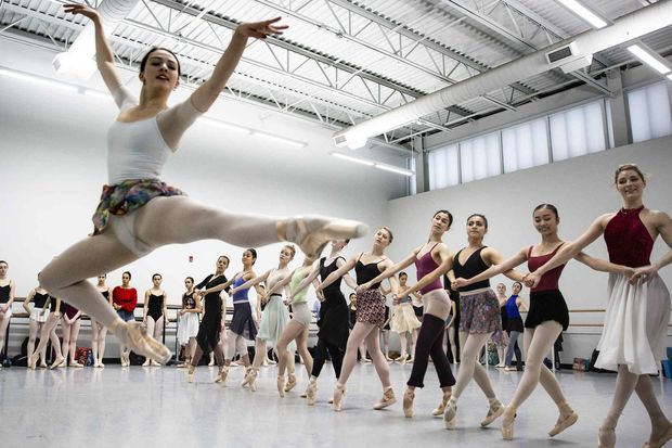 Meet Pennsylvania Ballet rising star Sydney Dolan