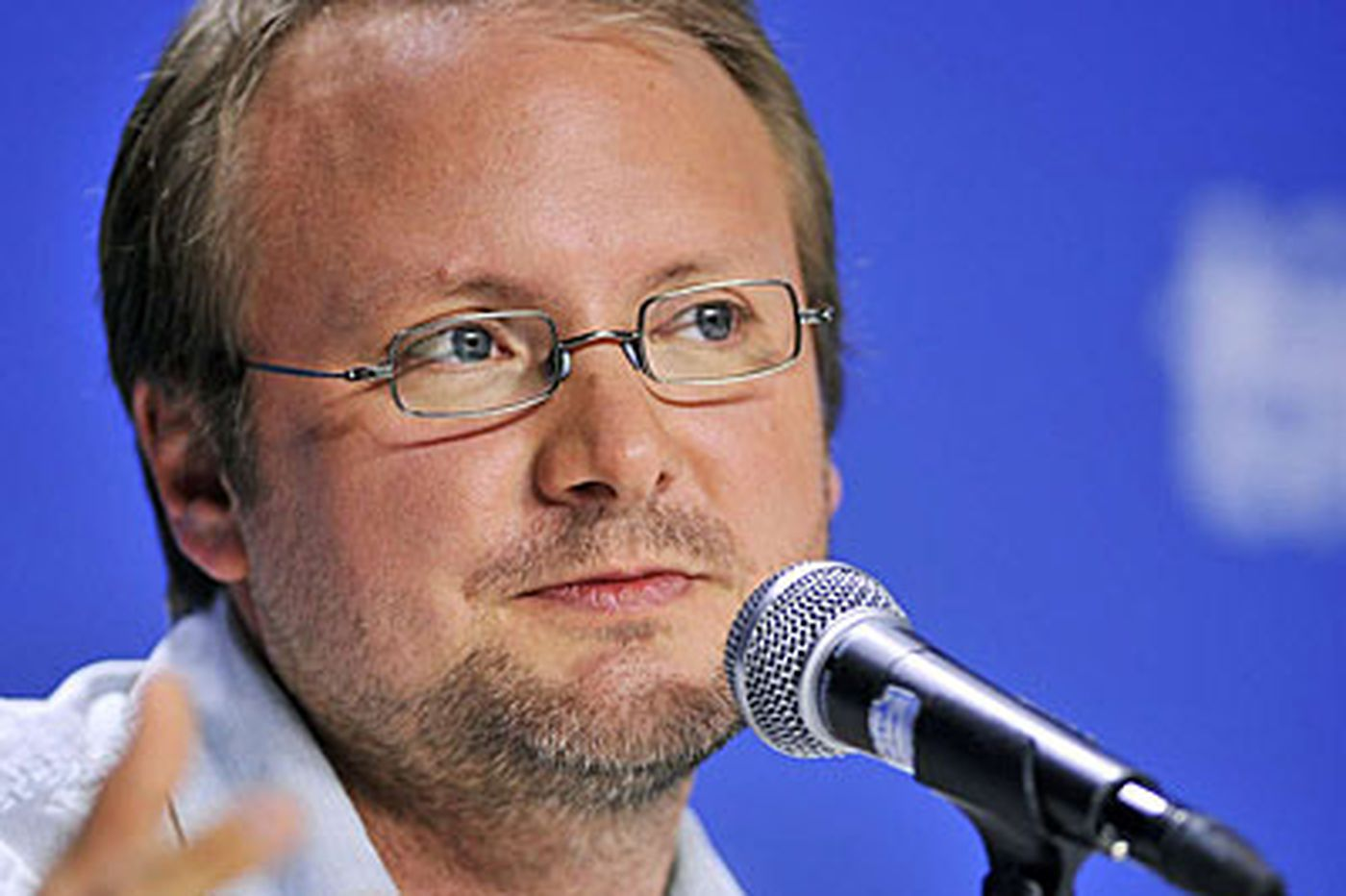 Rian Johnson, 'Looper' director, seeks to combine indie cred with blockbuster