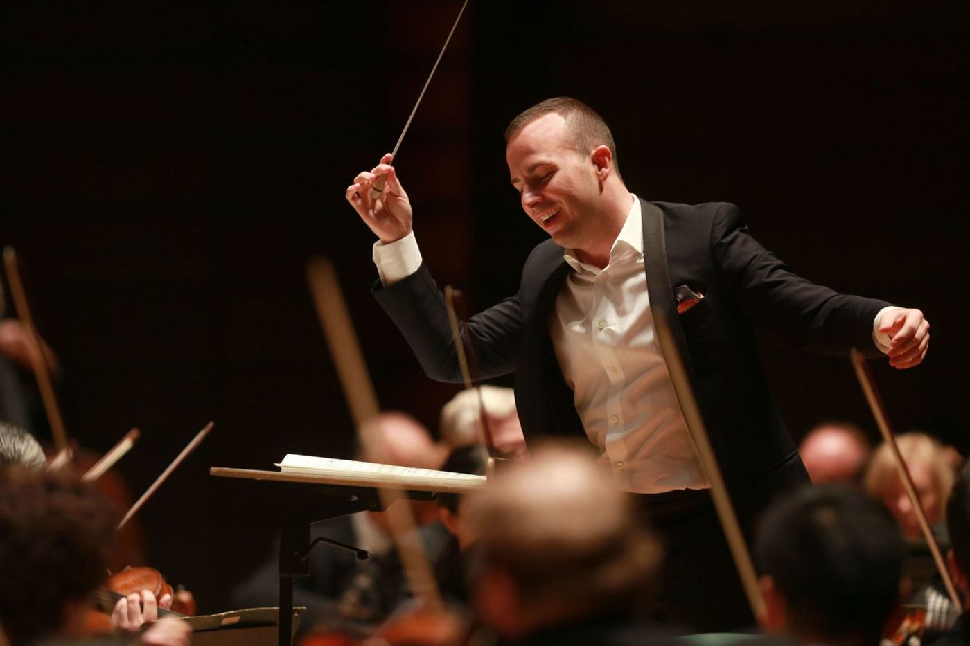 Repetitive maestro injury that sidelined Yannick seems OK for Philadelphia Orchestra opener
