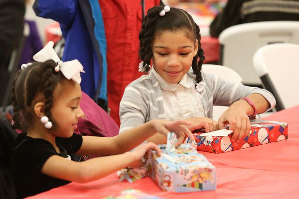 Toy drive brings holiday cheer for kids of struggling former casino workers