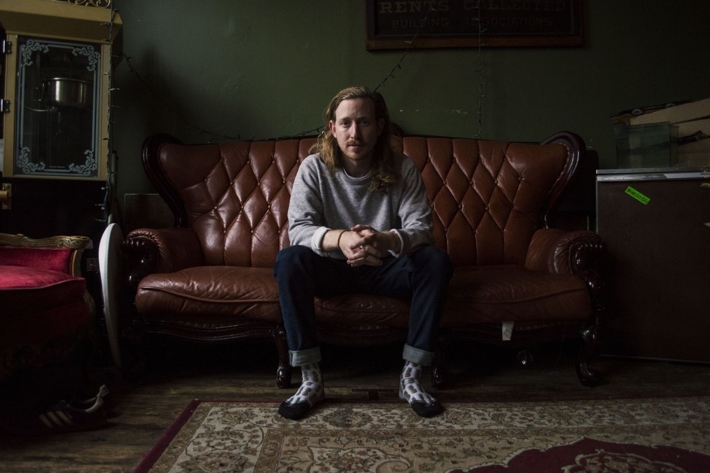 Philly rapper Asher Roth's debut was certified gold 10 years after it was released. He's celebrating with a 4/20 party.