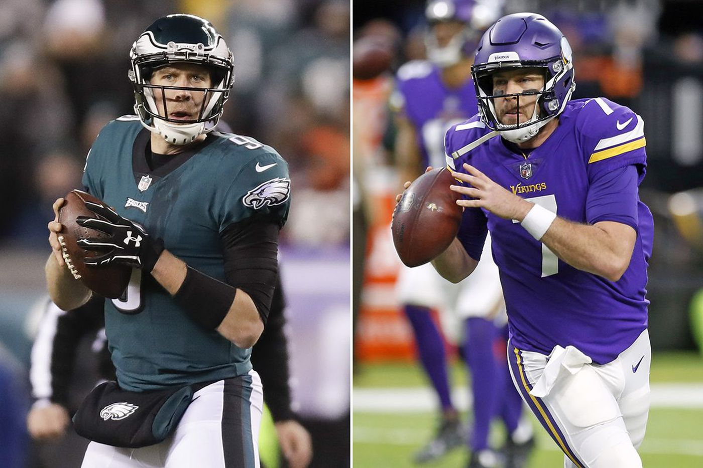 Eagles-Vikings predictions: Beat writers are split