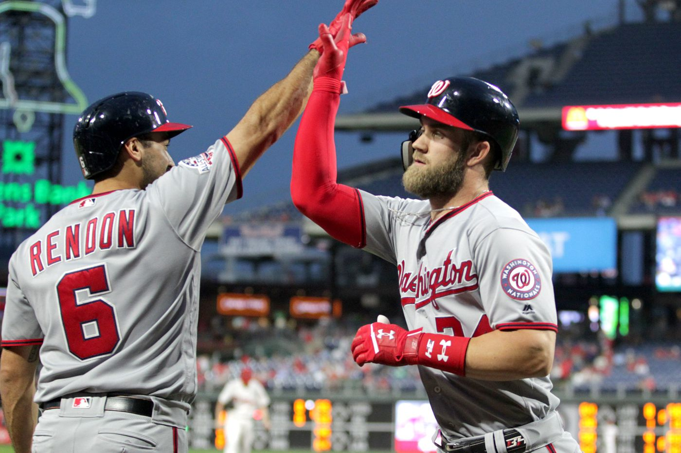 Phillies' push for Patrick Corbin could set up their pitch for Bryce Harper, and that's exactly what owner John Middleton wants | Bob Brookover