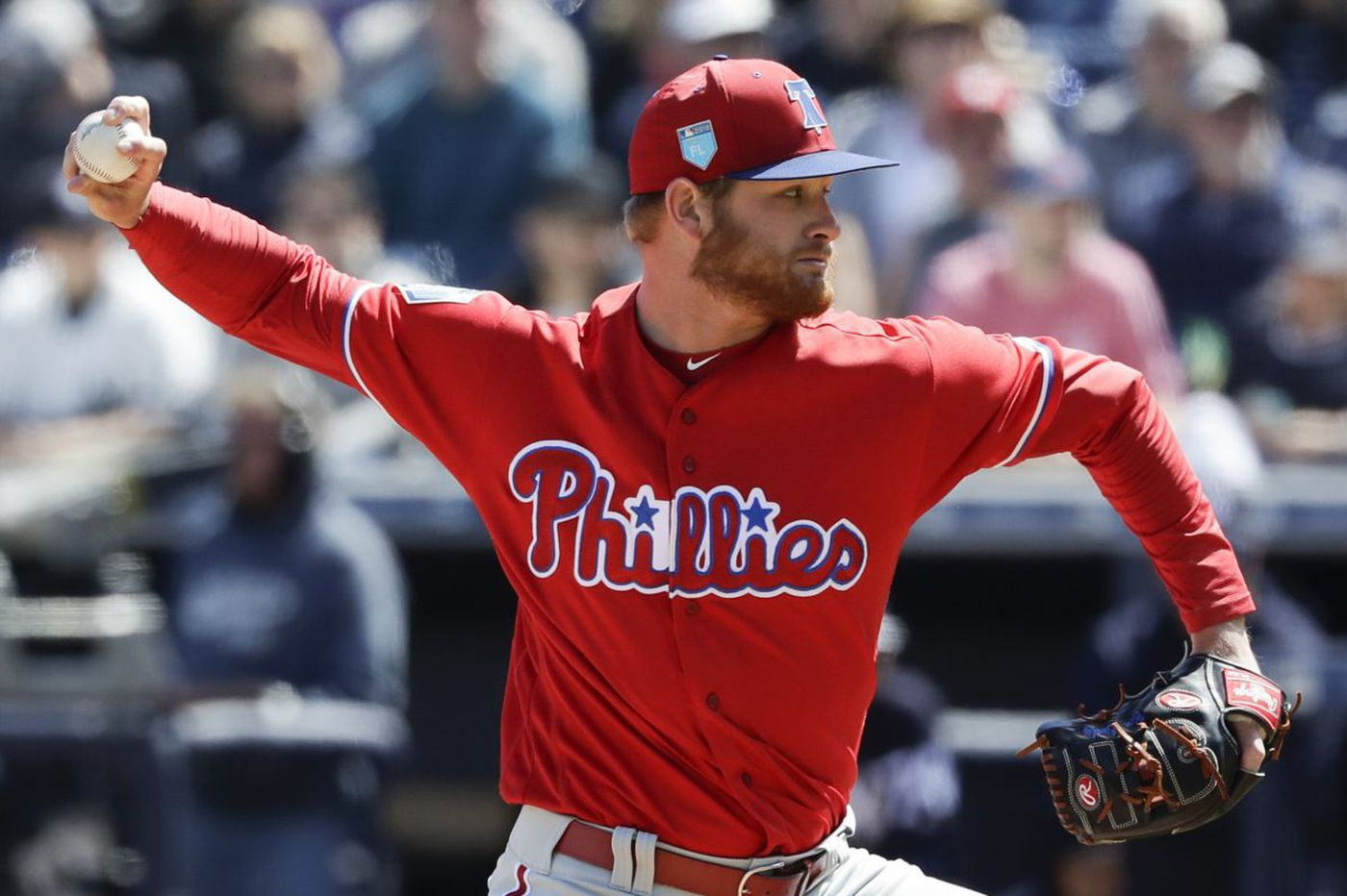 Ben Lively goes four innings, and Phillies rally past Yankees