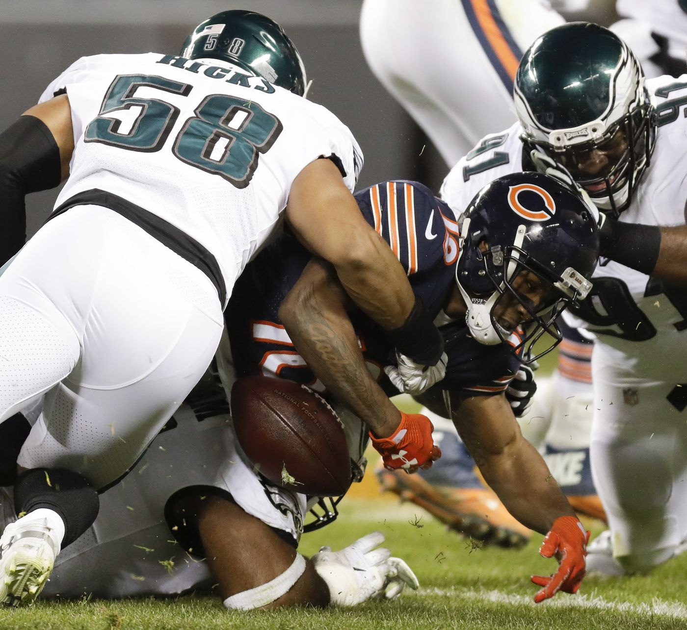aa3dff9ab Eagles face big free-agent decisions with Brandon Graham