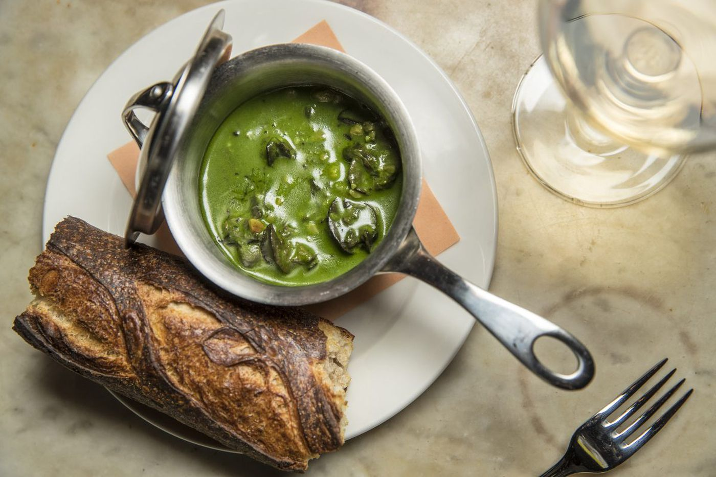 A new twist on French snails at Royal Boucherie