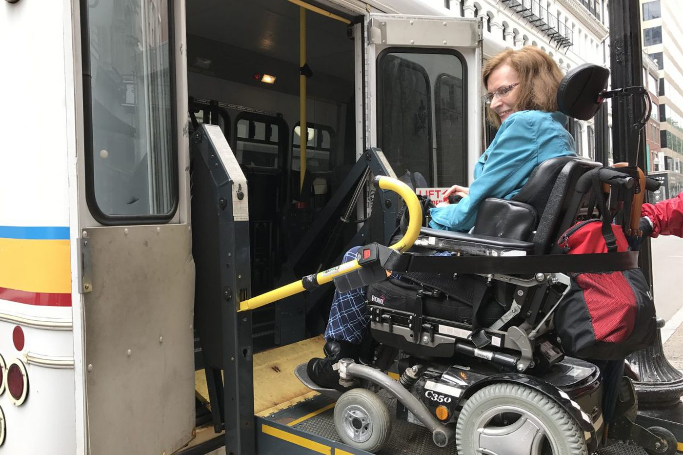 Should Philly follow Boston and remake paratransit with ride hailing?