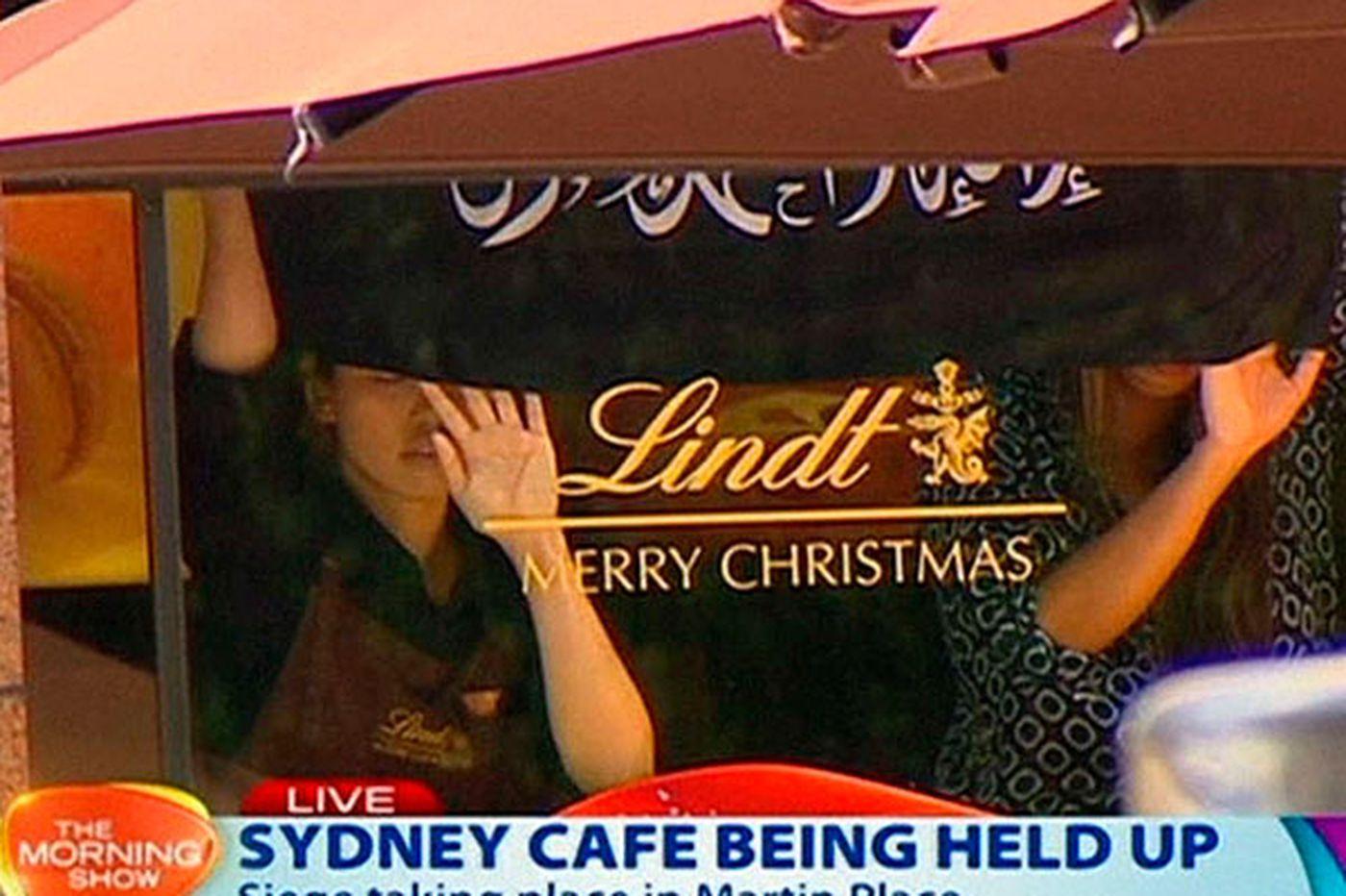 In Sydney, a social media siege