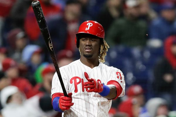 Phillies unlikely to release Odubel Herrera after removing him from 40-man roster