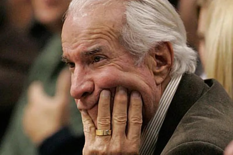 Ed Snider and Comcast-Spectacor are reportedly close to a sale of the Sixers. (Ron Cortes/Staff file photo)