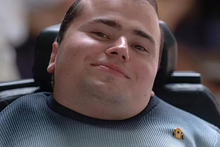 Congie DeVito died on Feb. 16, at age 35, from complications of osteogenesis imperfecta, brittle-bone disease.