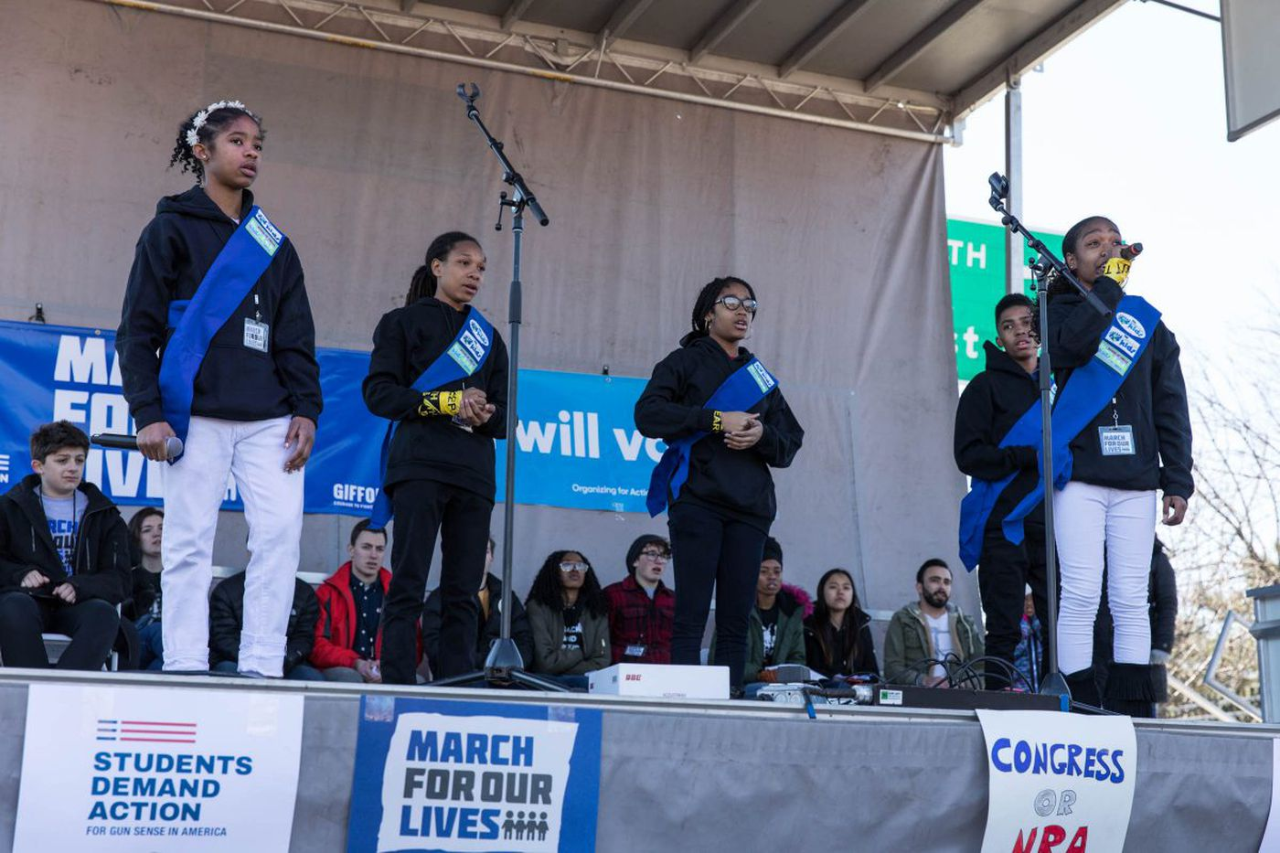 What's next for March for Our Lives: Uniting black students in cities with white students in suburbs