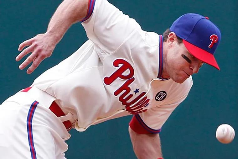 Former Phillies infielder Jayson Nix. (Ron Cortes/Staff Photographer)