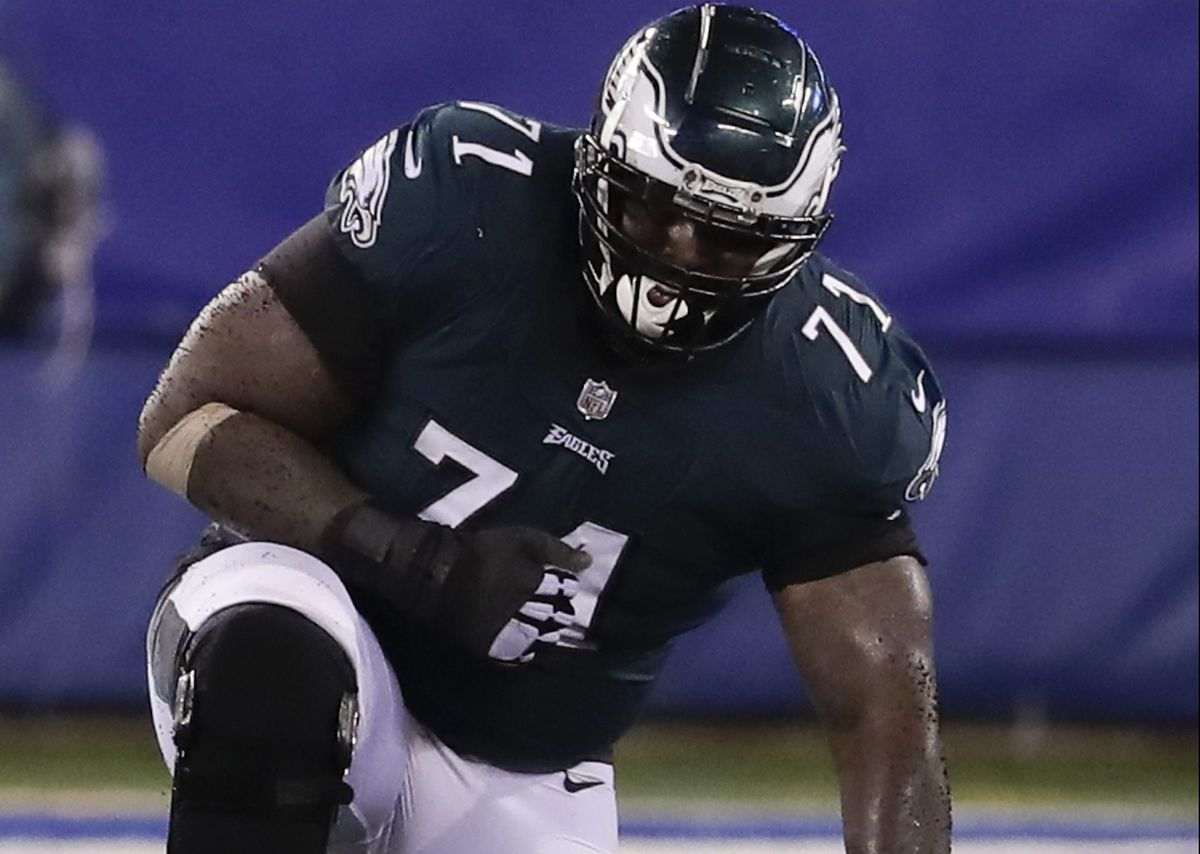 Tackling a tough subject: should Eagles let Jason Peters and/or Lane Johnson rest and heal for a few weeks?