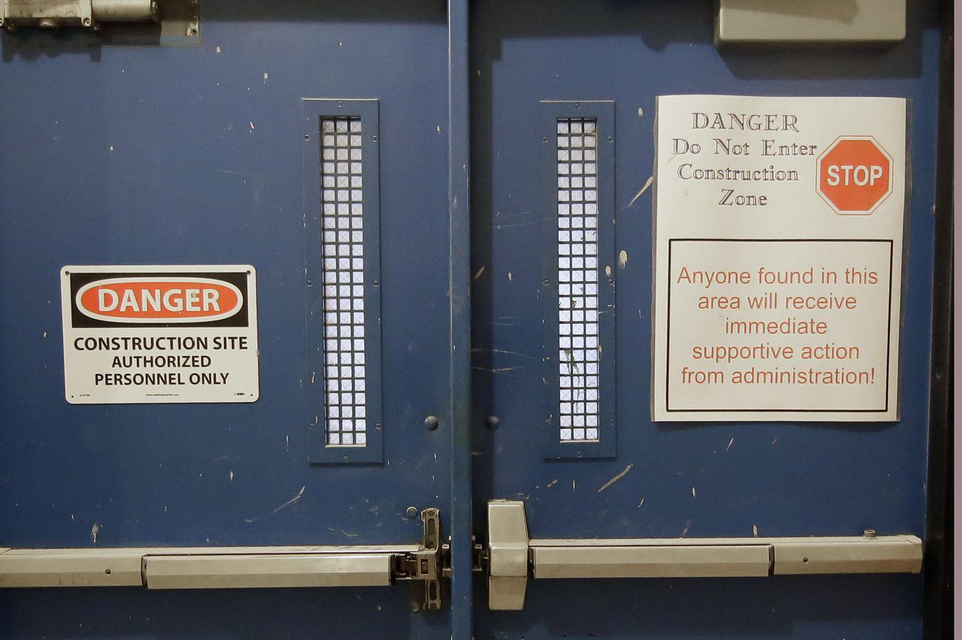 Ben Franklin/SLA communities prepare for showdown over building, asbestos issues