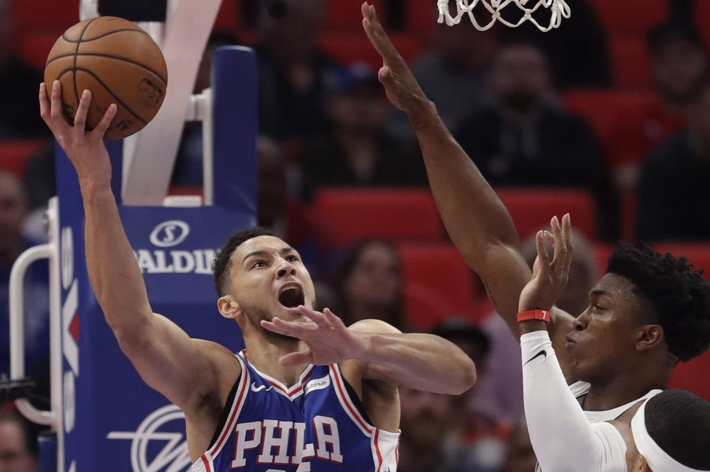 Sixers-Pistons final score: Five quick thoughts on Philly's 97-86 win