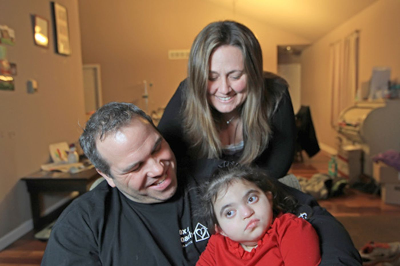 Support pours in for Camden County girl, 3, denied kidney transplant