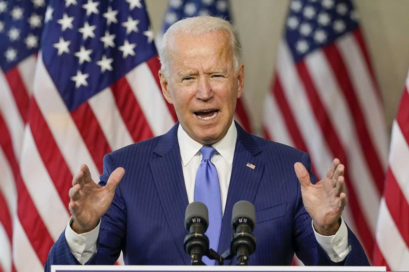 How 'naked ballots' in Pennsylvania could cost Joe Biden the election