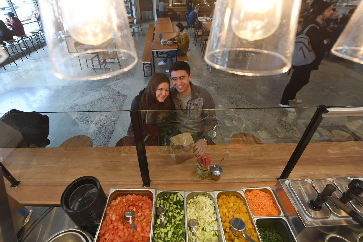 Hard to spend your Benjamins at Franklin's Table, Penn's tony new food hall
