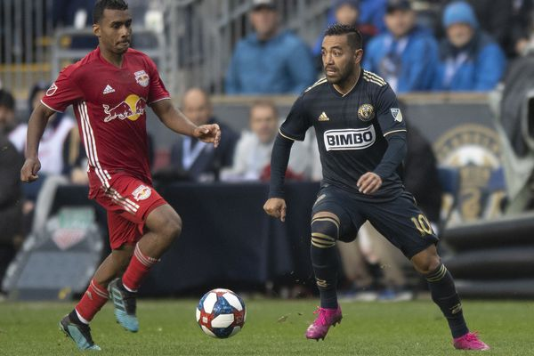 Union's Marco Fabián, after historic goal, hopes to silence Atlanta United in MLS playoffs