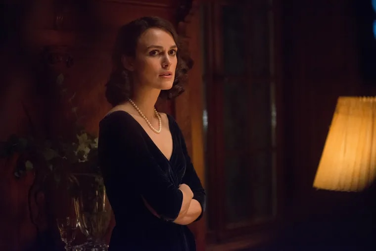 Keira Knightley in the film THE AFTERMATH. Photo by David Appleby. © 2019 Twentieth Century Fox Film Corporation All Rights Reserved