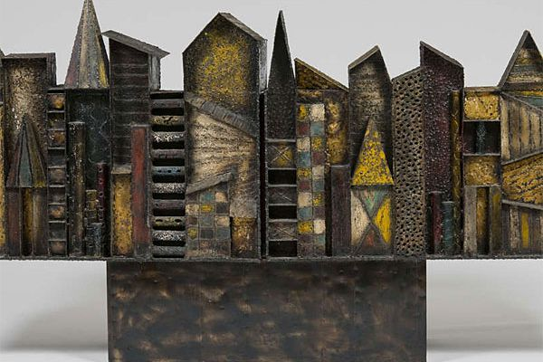 Art: Paul Evans: Turning cold metal into furniture art